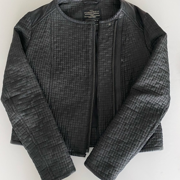 All Saints Jackets & Blazers - All Saints Cropped Jacket